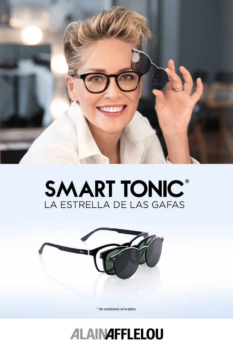 smart tonic la estrella de las gafas centro comercial le n. Black Bedroom Furniture Sets. Home Design Ideas